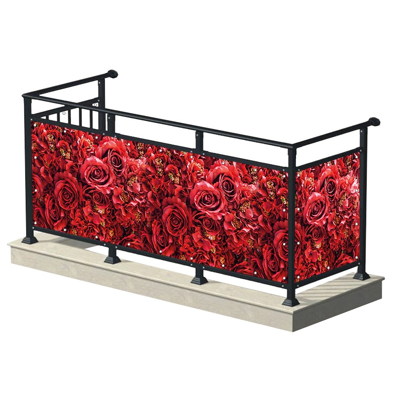 Róże duże - osłona...