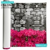 Surfinie i kamień na osłonie jednostronnej 🥰 https://www.deaoslony.pl/kwiaty-i-krzewy/156-143-surfinie-i-kamien-oslona-balkonowa-tarasowa.html#/1-material-material_banerowy_jednostronny  #osłonabalkonowa #osłonanabalkon #osłona #matanabalkon #osłonanapłot #osłonanaogrodzenie
