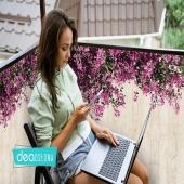 Podobno w następnym tygodniu zawita do nas wiosna 🌹 🥰zatem polecamy home office przenieść na balkon 😊 i zadbać trochę o prywatność i wygląd swojego balkonu   Projekt osłony: https://www.deaoslony.pl/kwiaty-i-krzewy/445-980-bugenwilla-na-jasnych-deskach-oslona-balkonowa-tarasowa.html#/1-material-material_banerowy_jednostronny  #osłony #osłonabalkonowa #osłonanabalkon #balkon #homeoffice #bugenwilla #osłonaznadrukiem #nadruknaosłonie #matanabalkon #matanapłot #osłonabanerowa #goodvibes #balcony #balconydecor